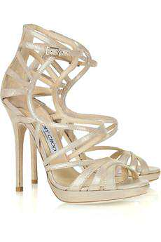 Jimmy Choo multi-strap sandals