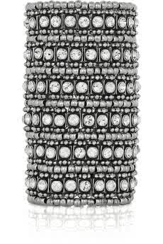 Philippe Audibert crystal cuff